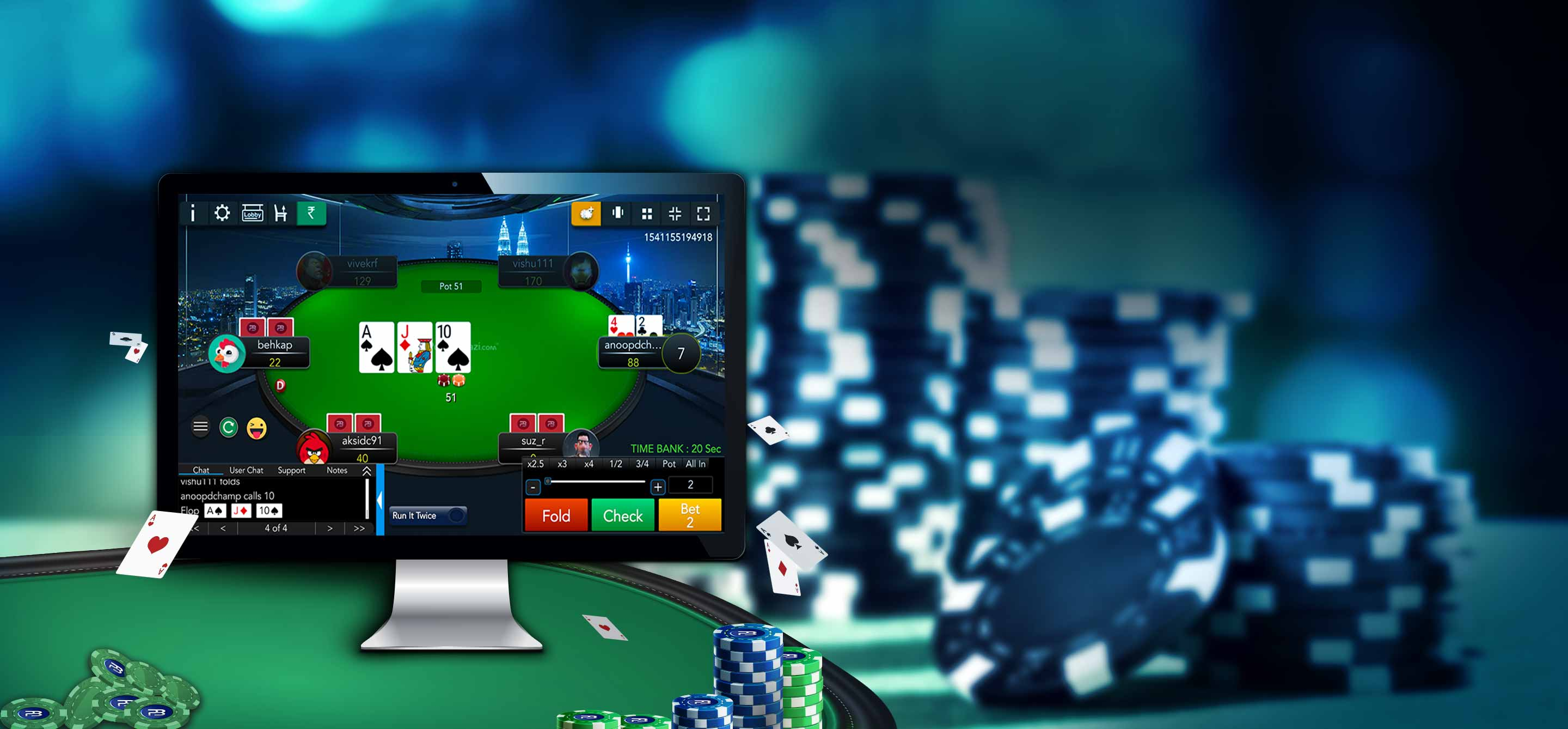 Agen Games Poker