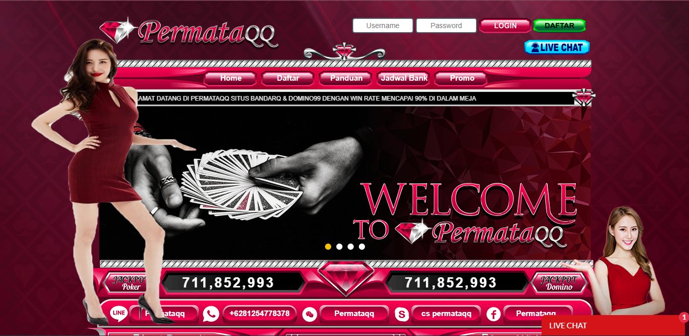 Kriteria Website Judi Online