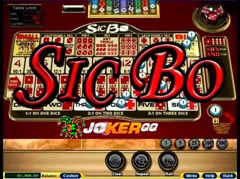 Permainan Slot Sicbo